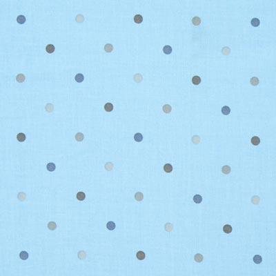 Katoenen stof Pastel Stippen 1