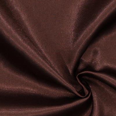 satin stoffe braun bei satin stoffe braun als meterware billig im. Black Bedroom Furniture Sets. Home Design Ideas