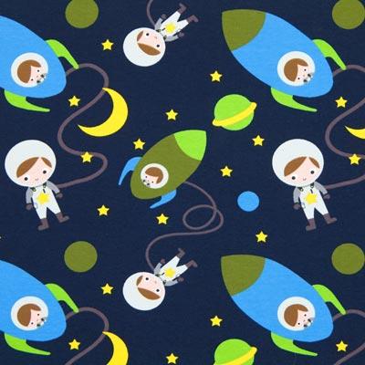 Jersey astronaut 3 – blauw