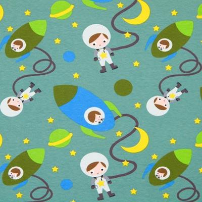 Jersey astronaut 2 – groen