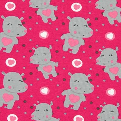 Jersey nijlpaard 1 – pink