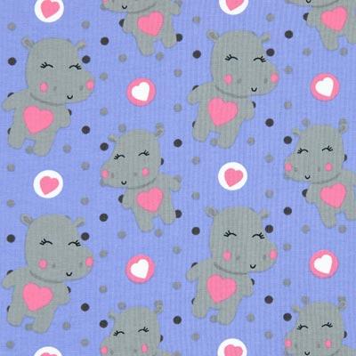 Jersey nijlpaard 3 – violet