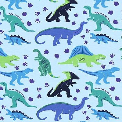 Jersey dinosaurussen park 1 – blauw