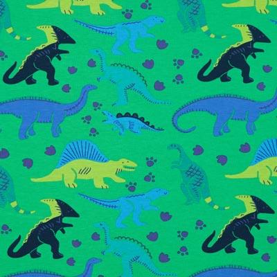 Jersey dinosaurussen park 2 – groen