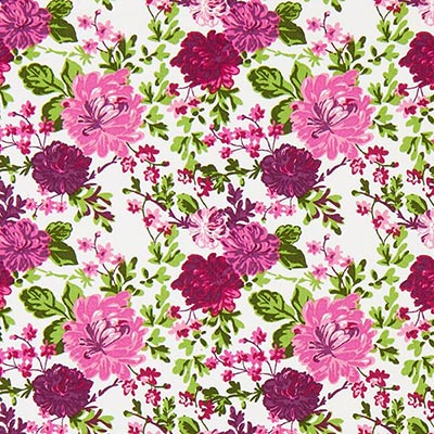 Tela de algodón Rosas Salzburg 1 – lila
