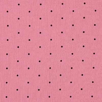 Muselina Puntos 4 – rosa antiguo