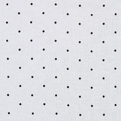 Muselina Puntos 11 – gris claro