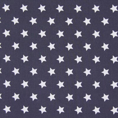 Cotton Stars medium 18