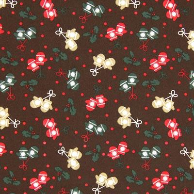 Weihnachtshandschuh 4