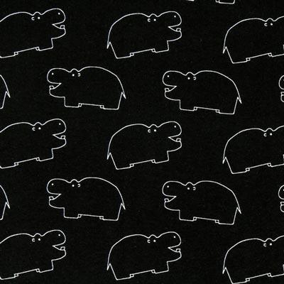 Jersey Hippopotamus 2