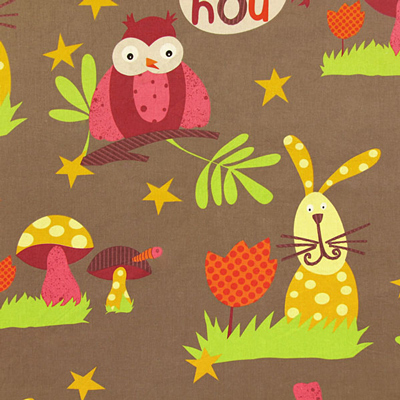 A guaranteed smile: our new children's fabrics are here!