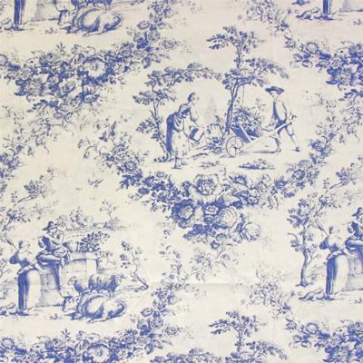 Novidade: 18 tecidos de decoração em estilo toile de Jouy!