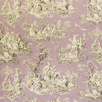 Nouveautés : 18 tissus décoratifs en style toile de Jouy !