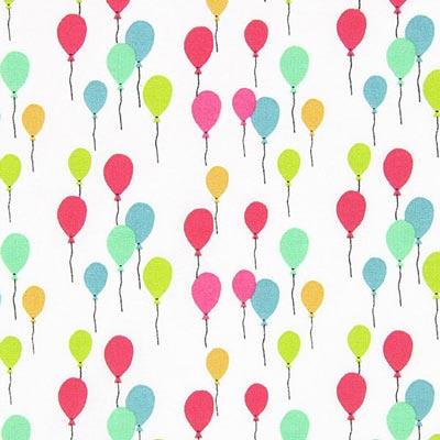 Envol Balloons 3 Cretonne – pink