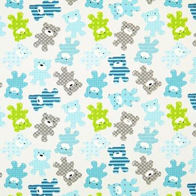 Kretong Teddybjörnar 2 – blå