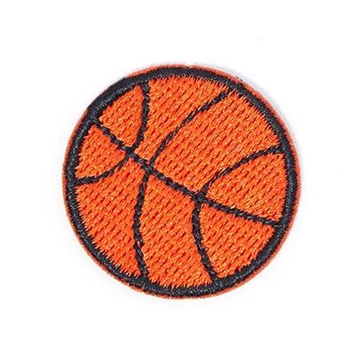 Patch Basketbal (Ø 3,0 cm)