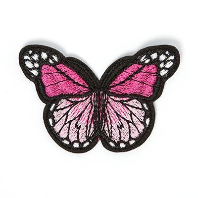 Parche Mariposa (6,7 cm x 4,2 cm)