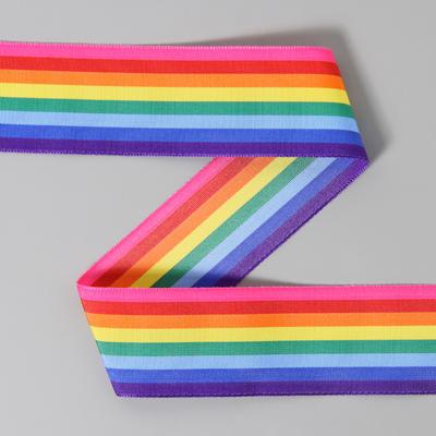 För dekoration eller hobbyarbeten: 11 nya randiga ripsband