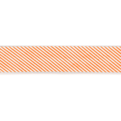 New in our shop: striped binding ribbons