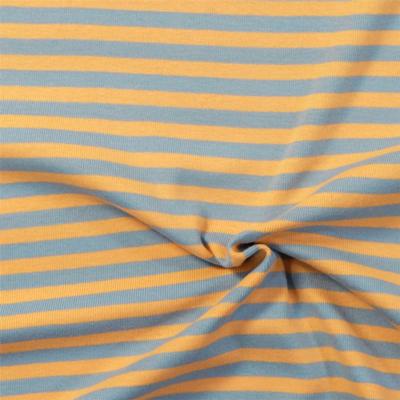 Recién llegadas: 16 nuevas telas a rayas para jerseys.