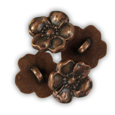 New in our selection: plastic and metal buttons