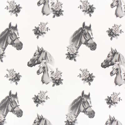Cretonne  Gipsy Horse – beige