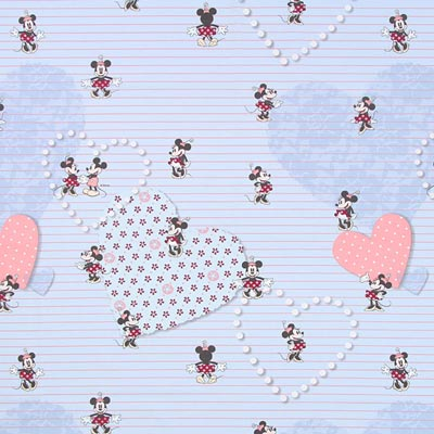 Minnie Mouse Romantic