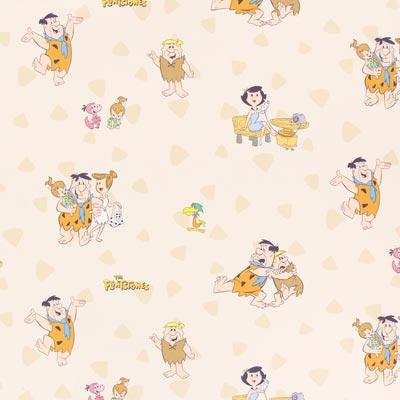 Cretonne  Flintstones – beige
