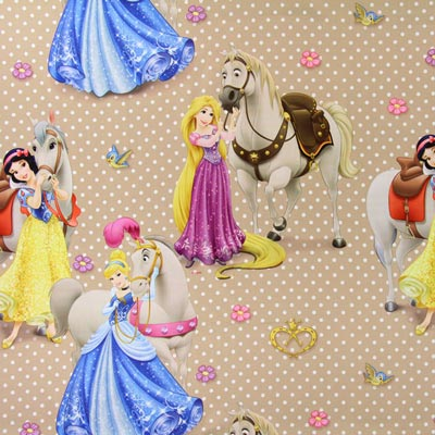 Blackout Princesa Disney 1
