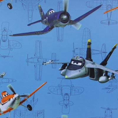 Blackout Disney's Planes 5