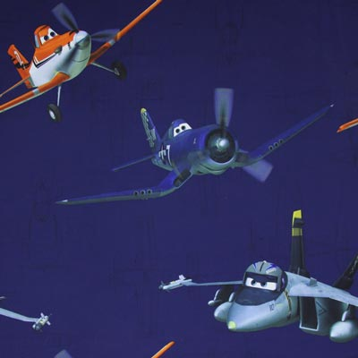 Blackout Disney's Planes 6