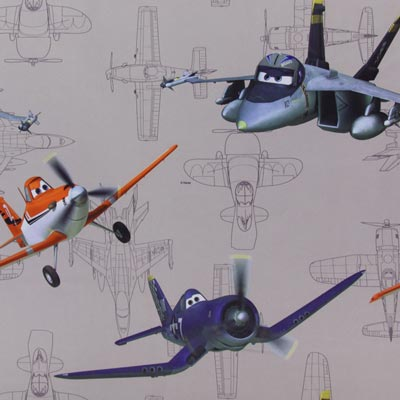 Blackout Disney's Planes 7