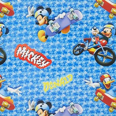 Verduisteringsstof Disney Micky Mouse 1 – blauw