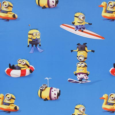 Blackout Fabric Minions 40