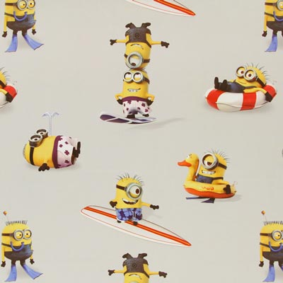 Blackout Fabric Minions 55
