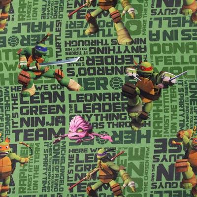 Blackout Ninja Turtles 1