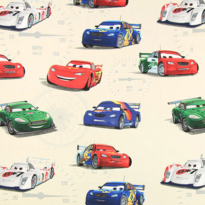Disney's Cars Cotton