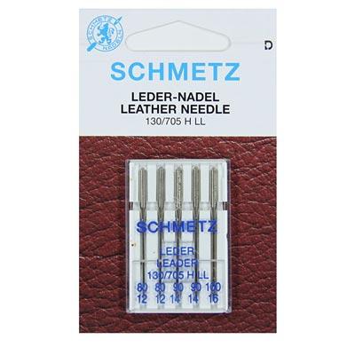 SCHMETZ – Leder-Nadel NM 80-100
