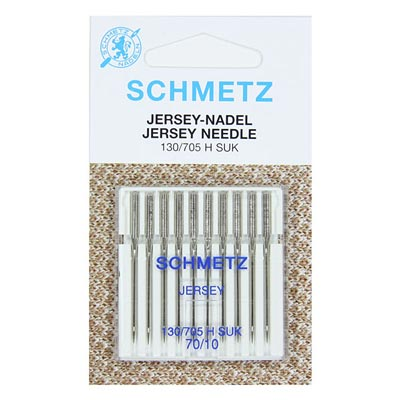 SCHMETZ – Jersey-Nadel NM 70/10