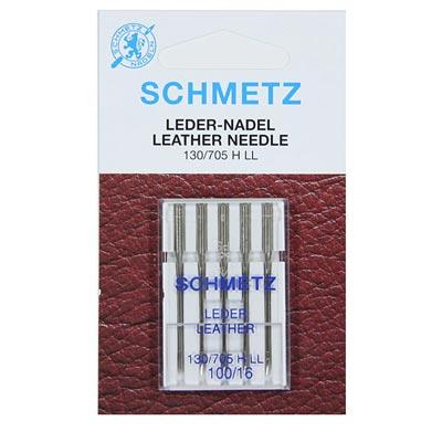 SCHMETZ – Leder-Nadel NM 100/16