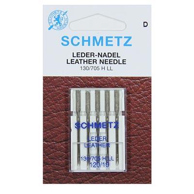 SCHMETZ – Leder-Nadel NM 120/19