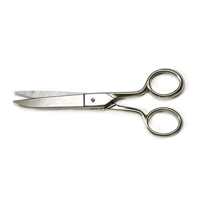 For recreational sewers and master tailors: new scissors!