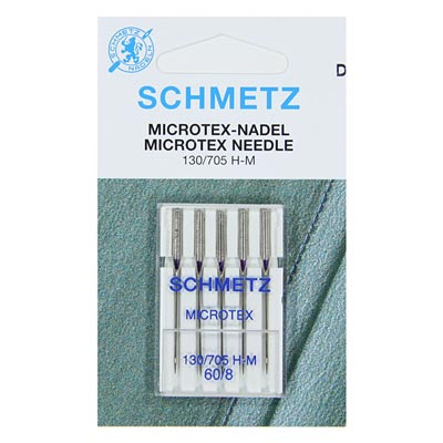 SCHMETZ – Microtex-Nadel NM 60/8