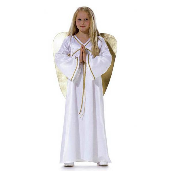 Как своими руками сделать костюм ангела