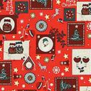Christmas Owls 1