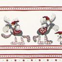 ARVIDSSONS TEXTIL – Julle Bard – bianco lana