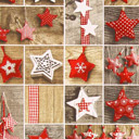Halfpanama Xmas – Decoration Stars