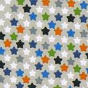 Tela de jersey Estrellas del bosque 2