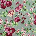 Terciopelo con flores 8