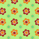Cotton Flower Nina 2